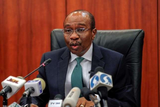CBN Governor, Godwin Emefiele confirms adjustment of naira to N410/$1