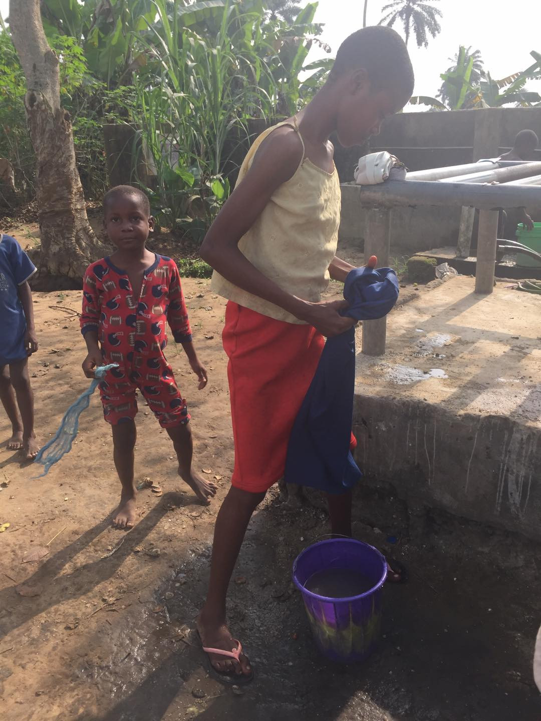 I was discriminated against, abused, slept in abandoned buildings and bush - 13-year-old girl rescued in Akwa Ibom shares her ordeal