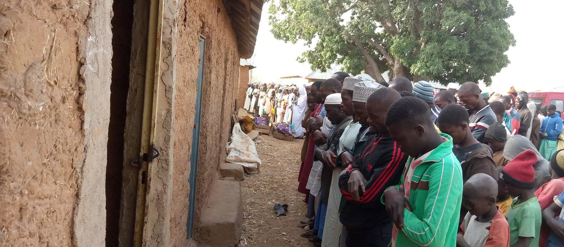 Photos: Armed bandits kill Catholic lector, six others in Kaduna
