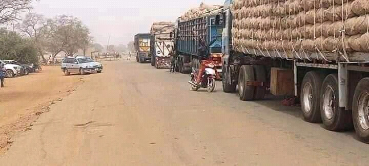 We will rather lose our goods - Northern traders insist on continuing food  blockade to the South