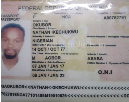 Nigerian man arrested in India with counterfeit U.S. dollar bills allegedly entered the country using fake passport and visa