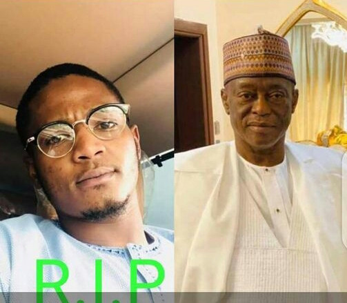 Katsina richest man, Alhaji Dahiru Mangal reportedly loses son in a ghastly power bike accident