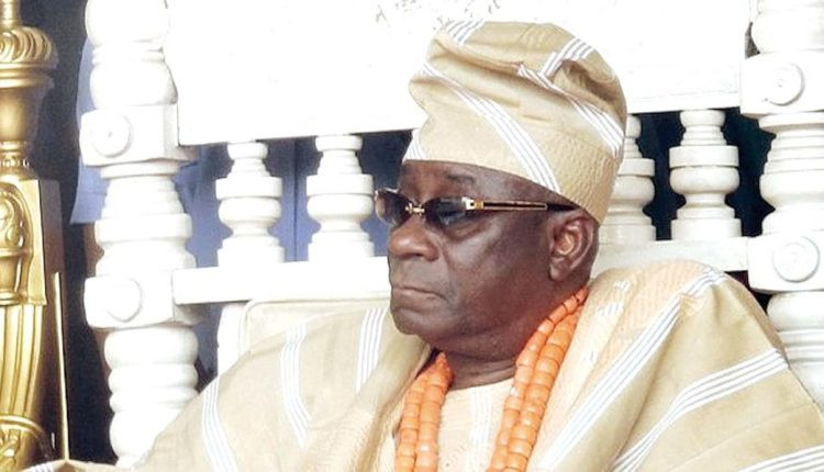 $2m and N17m was stolen from my palace during the #EndSARS crisis ? Oba Akiolu