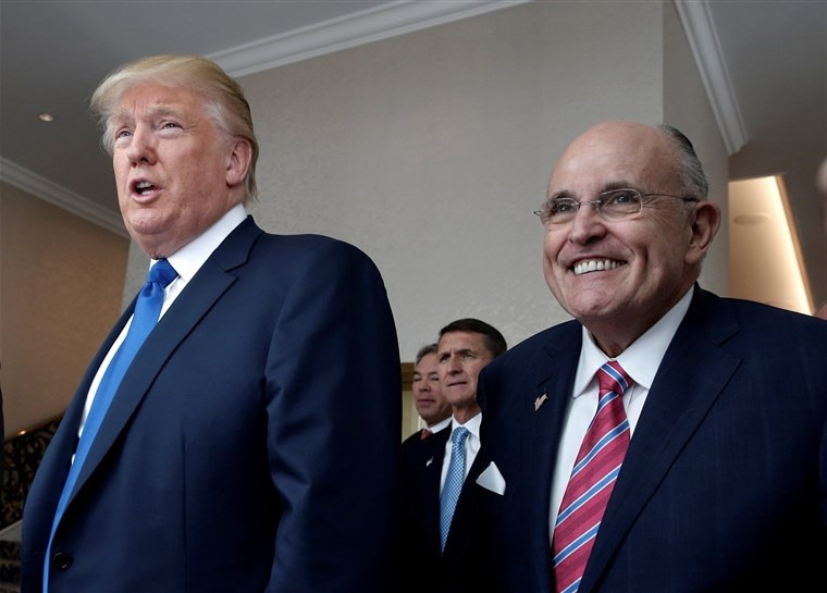Donald Trump and Rudy Giuliani served lawsuit that accuses them of inciting the January 6 MAGA riot?