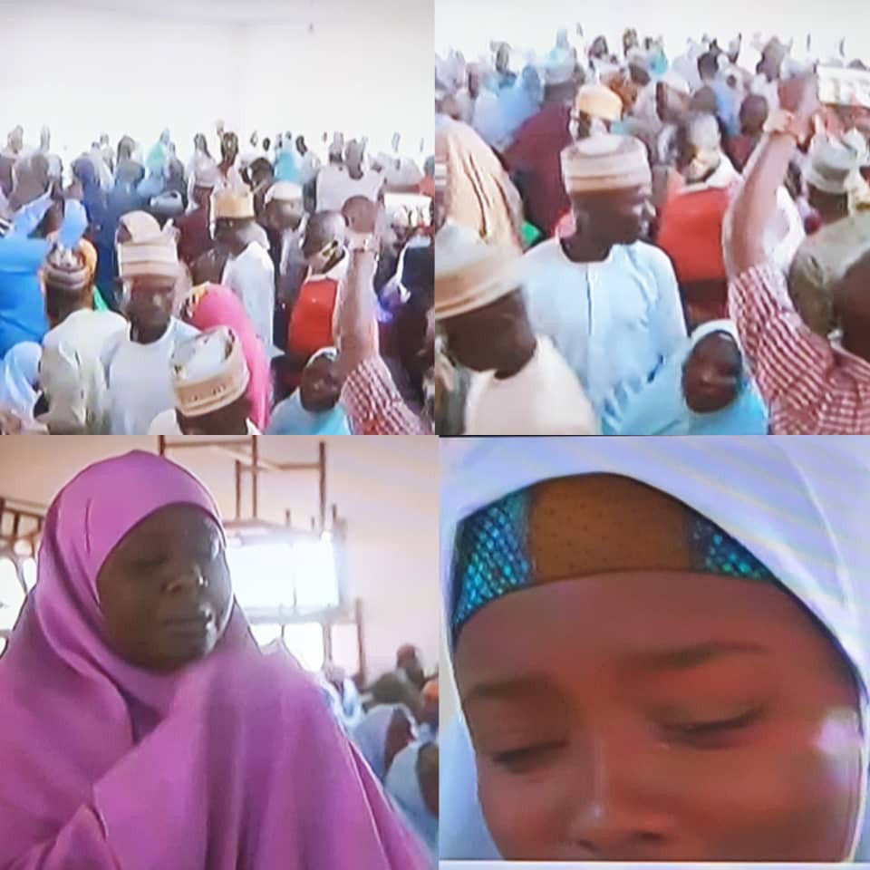 Another casualty recorded from the bloody reunion ceremony of abducted Zamfara schoolgirls and their parents