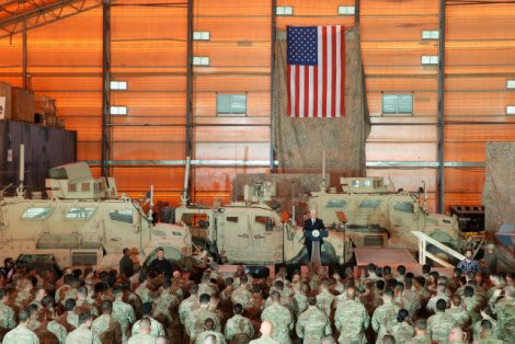 US contractoe dies after rockets hit airbase in Iraq housing US troops