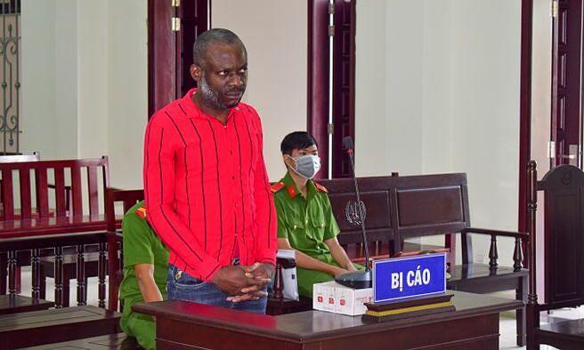 Nigerian man sentenced to death in Vietnam for drug trafficking