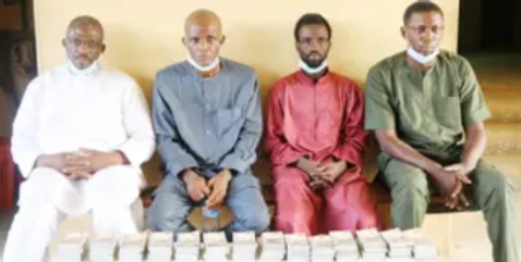 Four suspects arrested in Abuja for possession of N5.7 million counterfeit notes