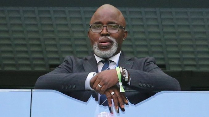 NFF President, Amaju Pinnick gets FG?s backing for FIFA Council seat ahead of CAF elections