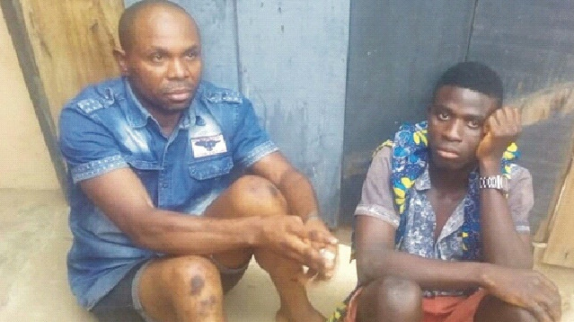 Amotekun arrest two suspected gay men caught having sex in Ondo