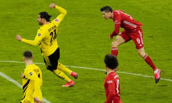 Bayern Munich, 4 vs Borrussia Dortmund, 2 (photos)