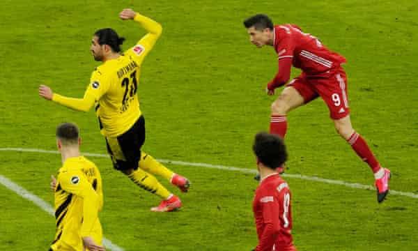 Bayern Munich beat rivals Borrussia Dortmund 4-2 despite being down by two goals in first ten minutes (photos)