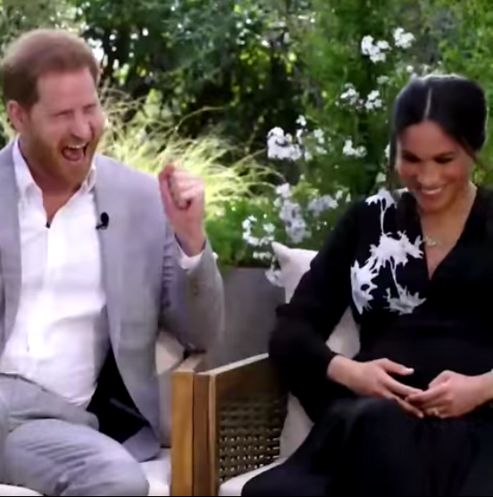 Meghan Markle and Prince Harry reveal they are expecting a baby girl