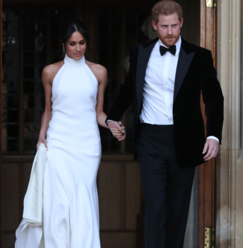 Meghan Markle and Prince Harry secretly got married three days before their royal wedding