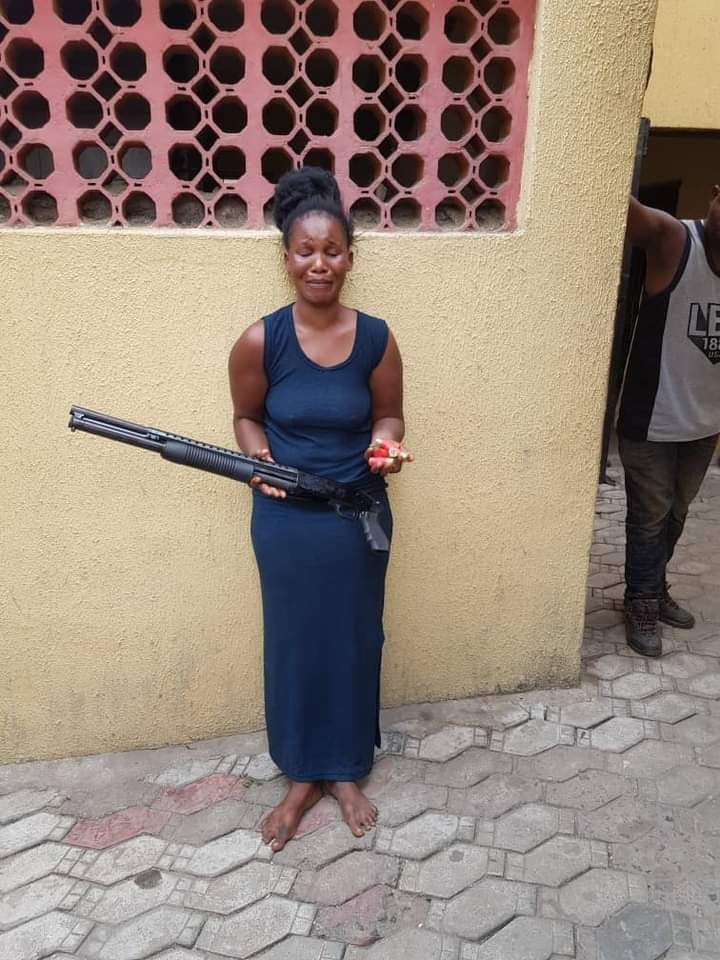 Wives of cult leaders, 48 suspects arrested as police raid Lagos communities