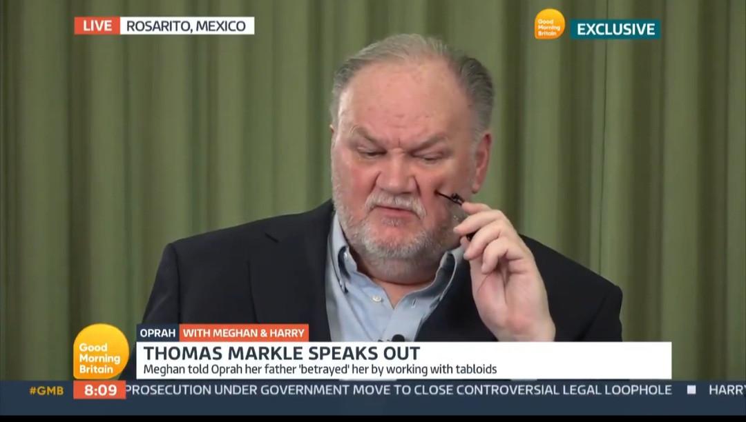 Thomas Markle Sr.