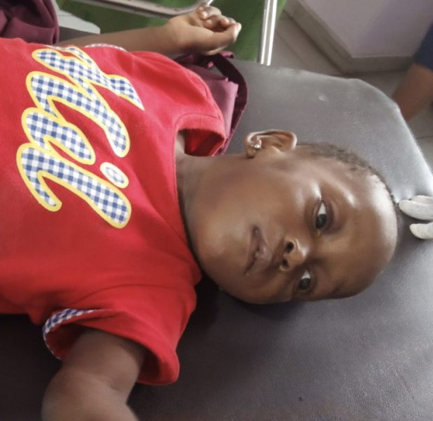 LUTH hospitalises baby found abandoned in its premises