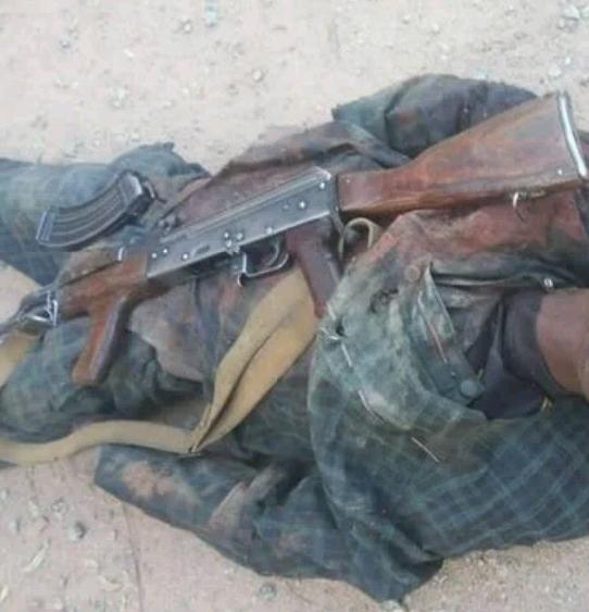 Police gun down bandit in Katsina, recover one AK-47 rifle