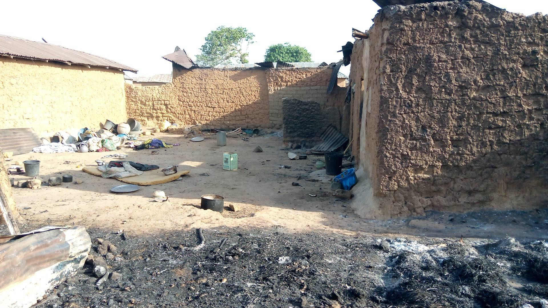 Armed bandits kill 7, raze many houses in fresh Kaduna attacks