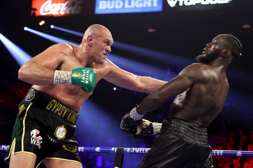 Tyson Fury not sure of fighting with Anthony Joshua but with Deontay Wilder instead