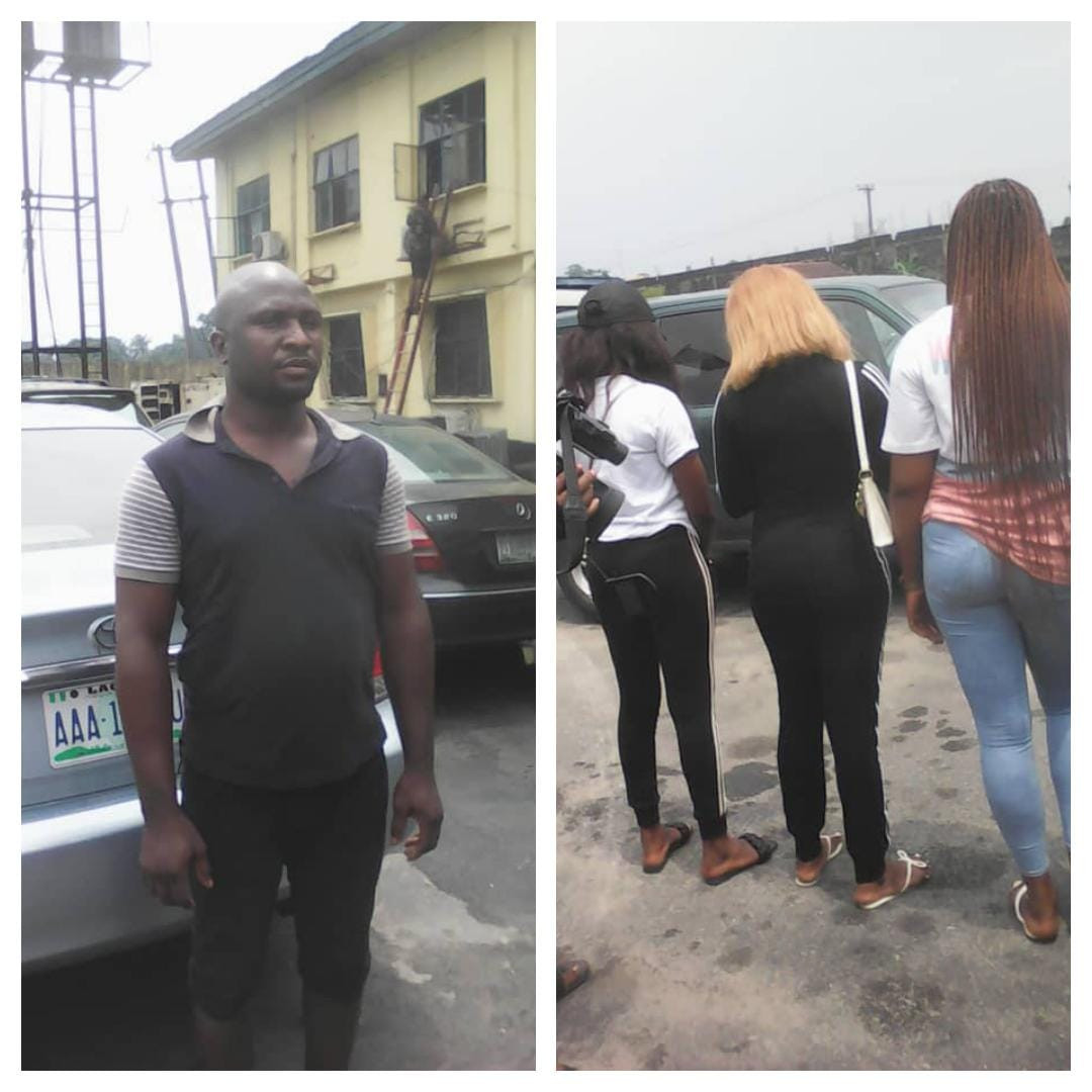 Rivers Police arrest serial rapist who allegedly drugged, raped and robbed young women after luring them on social media