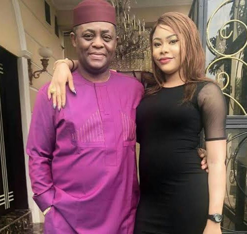 """""""Femi turned into a control freak that tried to control even the very breath that I took"""" Precious responds to the allegations Femi Fani-Kayode made against her"""