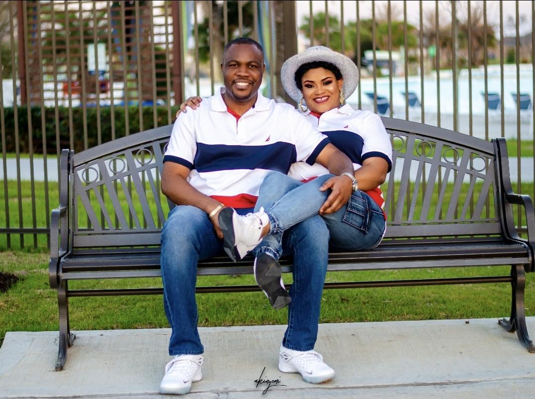 Watch Asiwaju Teniola and Olori Dolapo Elufiede