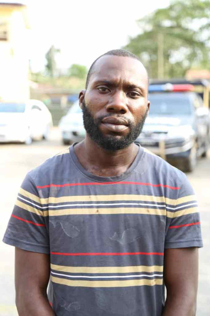 Suspected cultist arrested in Lagos one year after the kidnapping and murder of Chinese national
