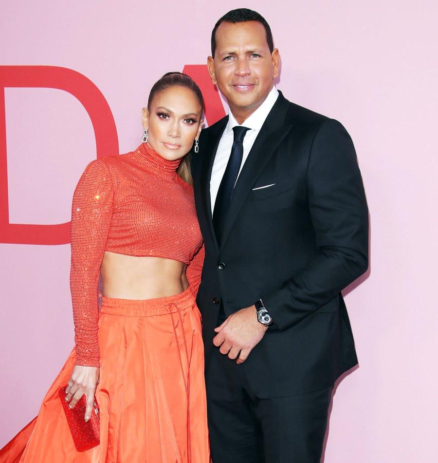 Jennifer Lopez and Alex Rodriguez deny split, say they are