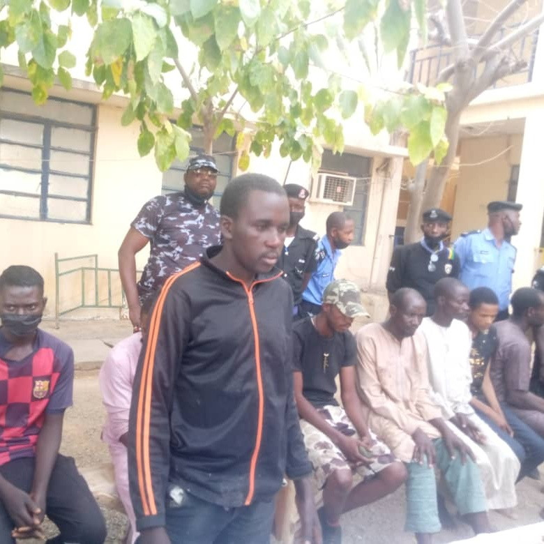 Police arrest 5 suspected rapists including 70-year-old man who raped his neighbour