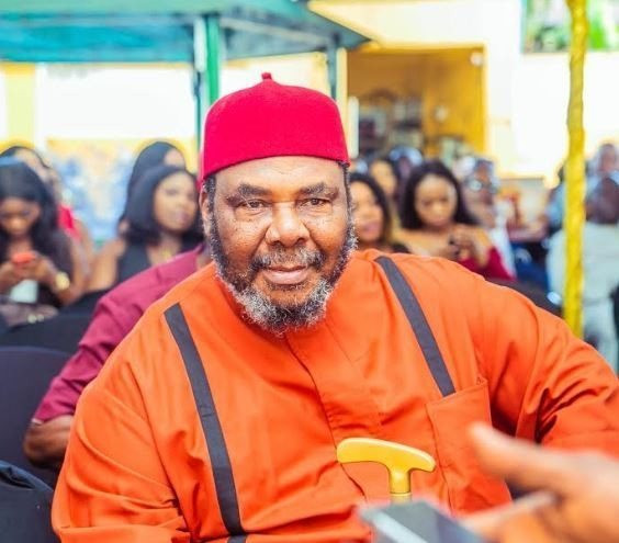 ?Put condom in his bag?- Veteran actor, Pete Edochie advices women on how to handle their cheating husbands (video)
