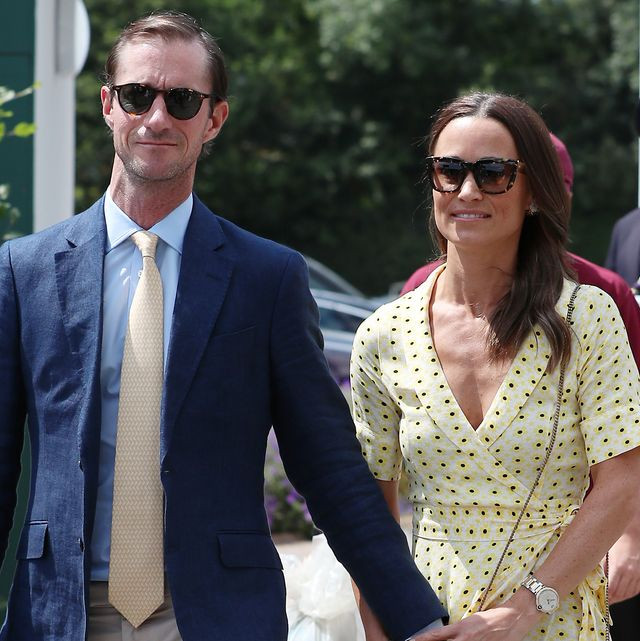 Younger sister of Duchess of Cambridge, Pippa Middleton welcomes a baby girl
