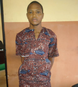 Suspected kidnap kingpin who escaped arrest in Oyo state after killing his victim apprehended in Ogun (photo)