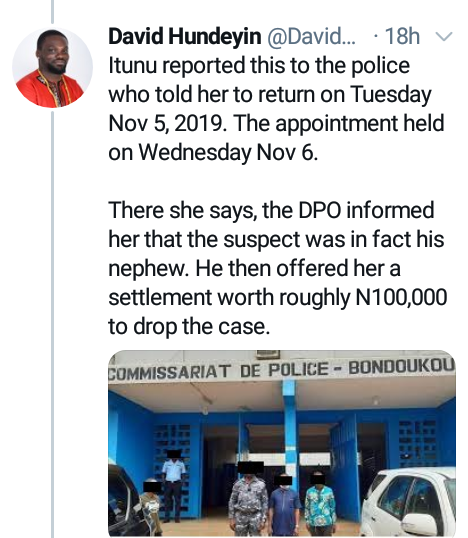 Young Nigerian woman rots in a notorious Ivorian prison after allegedly being set up by corrupt police officials