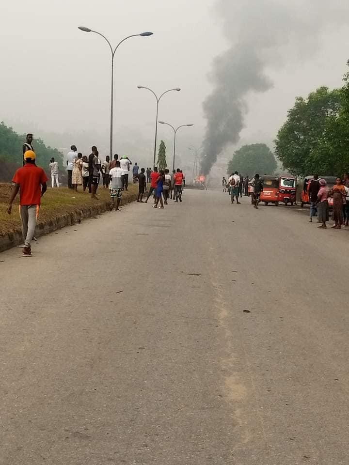 Seven including school children killed in fatal accident along Calabar-Itu Highway