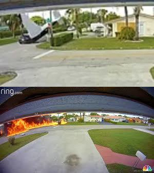 3 dead after small plane crashes in residential area of Pembroke Pines (video)