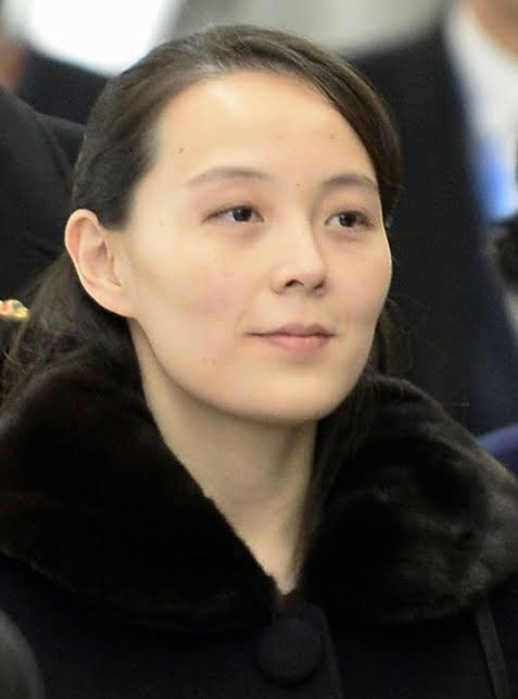 'If it wants to sleep in peace for the coming four years, it better refrain from causing a stink at its first step' - Kim Jong Un's sister warns US. 49