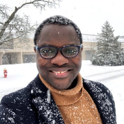 Nigerian man who sat for O-level 10 times but has now travelled to 4 continents in 8 years, with all flights paid for, encourages followers