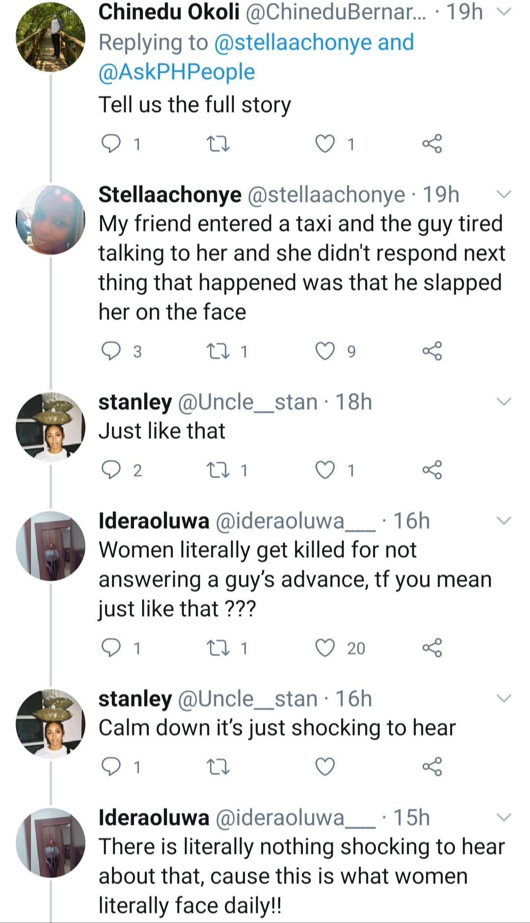 Man injures woman for refusing to talk to him then boasts that his girlfriend is hotter than her (video)