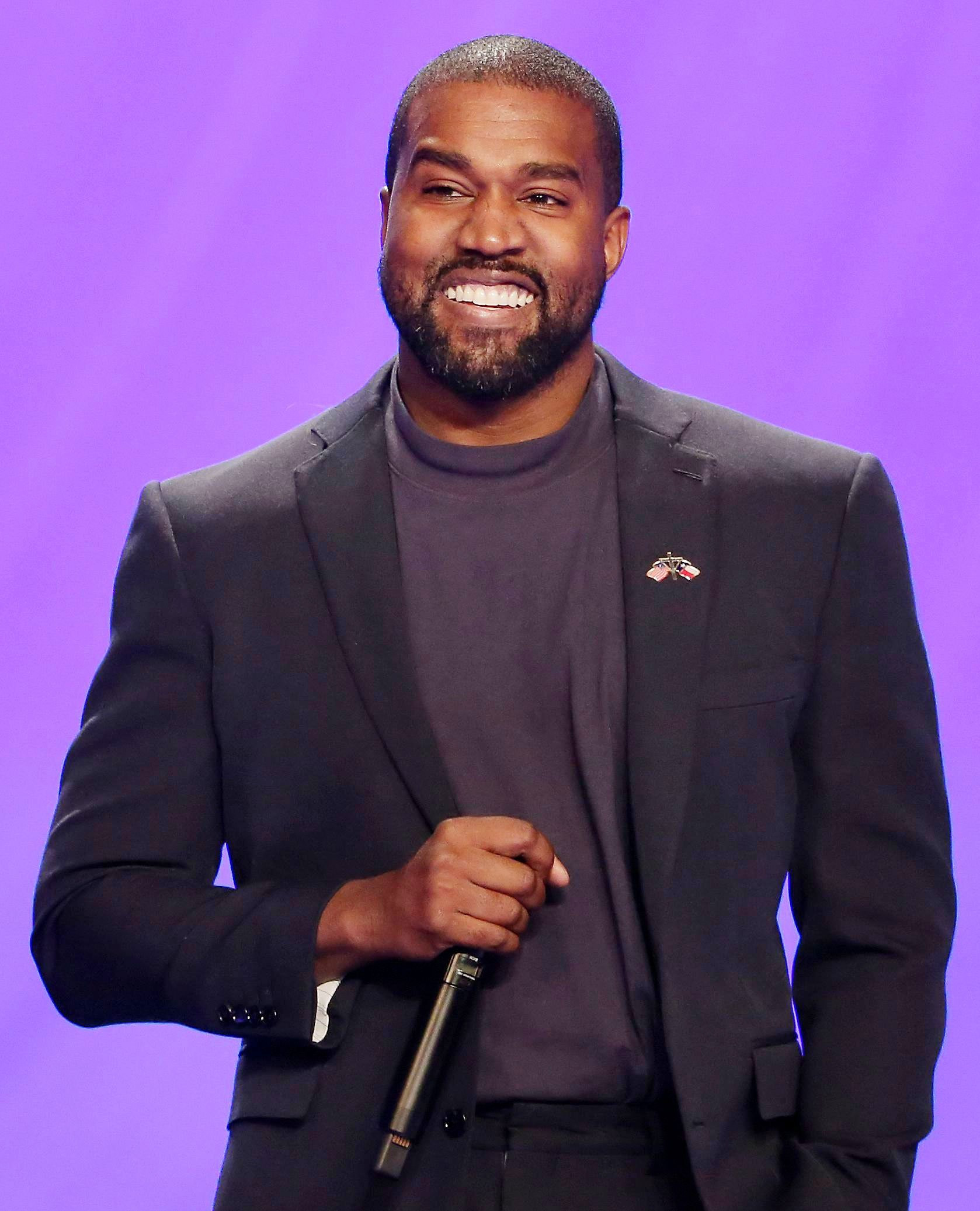 Kanye West becomes the wealthiest black man in American history with net worth of $6.6 Billion