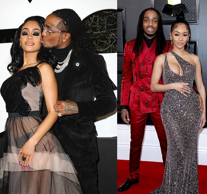 Saweetie and Quavo spark split rumours as they unfollow each other with the rapper declaring she