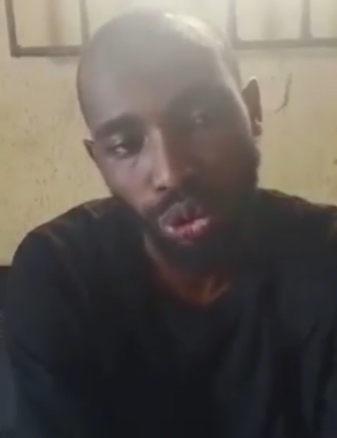 Update: Watch censored video of self-confessed cultist beheading a member of a rival group