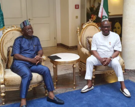 If you kill Governor Ortom, then be prepared to bury Nigeria - Governor Wike warns