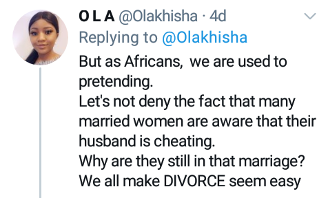 """""""Pete Edochie is right. I will supply my husband with condoms to protect myself"""" - Nigerian woman says she won"""