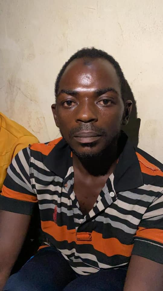 """""""I asked him for money, he told me to go and hustle"""" - Kidnap suspect reveals how he planned the abduction of a man who drives"""
