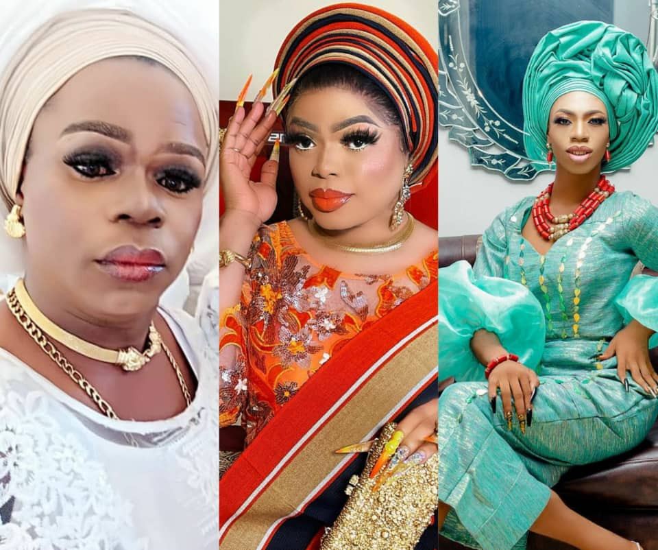 Crossdresser, Michelle Page issues a stern warning to Bobrisky to desist from threatening James Brown with arrest