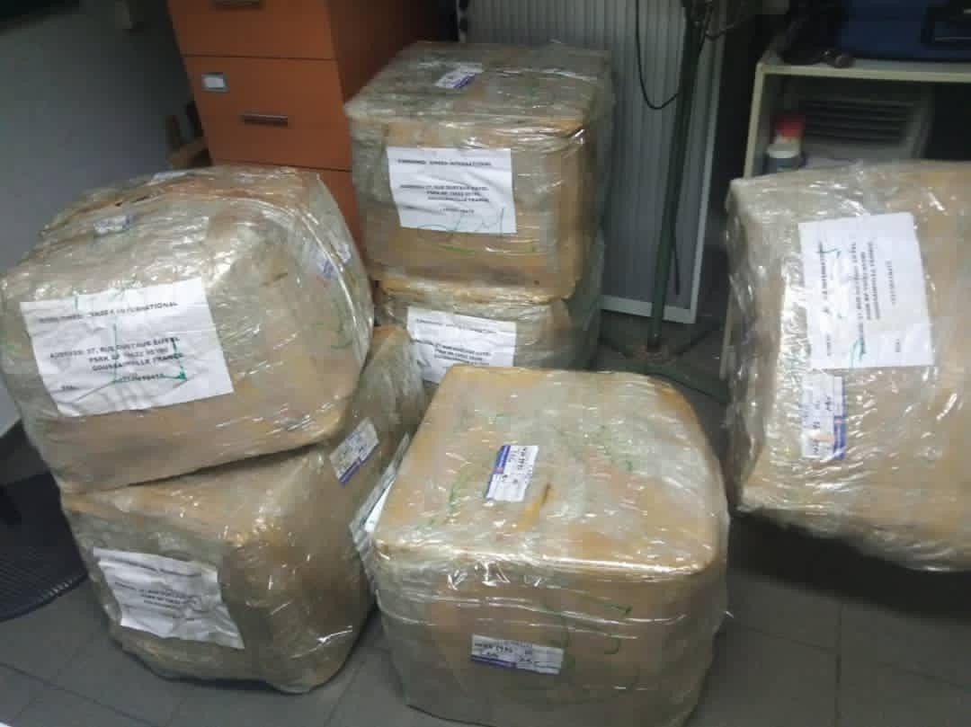 NDLEA intercepts 650g of cocaine concealed in herbal concoction Agbo and dry pepper (photos/video)