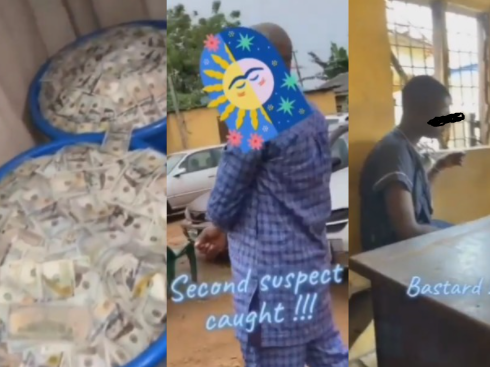 """Nigerian lady left traumatized after she got """"hypnotized"""" and duped of N3.2 million by a fake Islamic cleric (video)"""