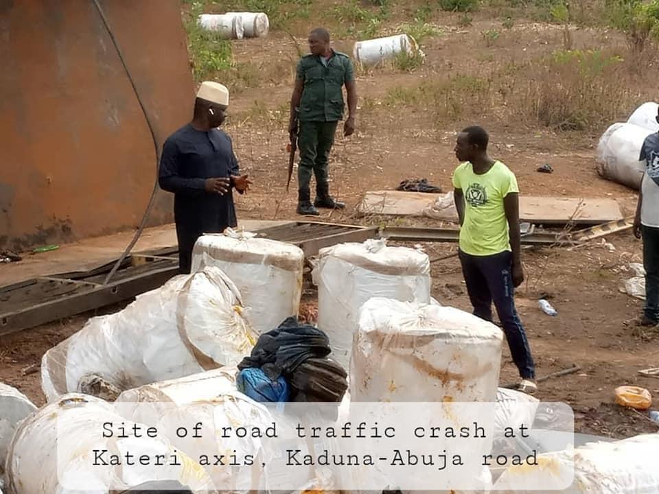 19 dead, 34 injured in fatal accident along Kaduna-Abuja highway