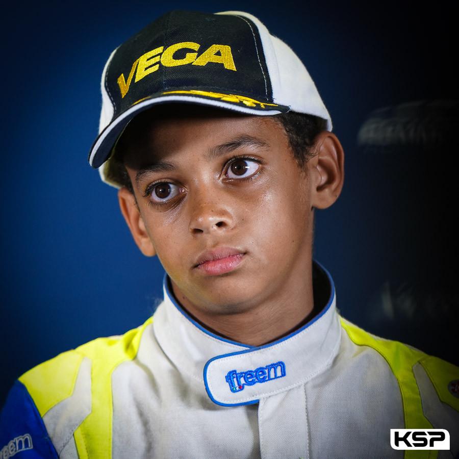 British racing giant, McLaren, signs 13-year-old Nigerian-American Ugo Ugochukwu